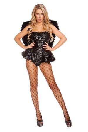 Sexy Adult Dark Angel Costume