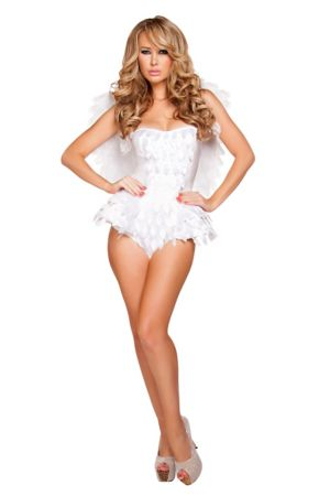 Sexy Adult Alluring Angel Costume