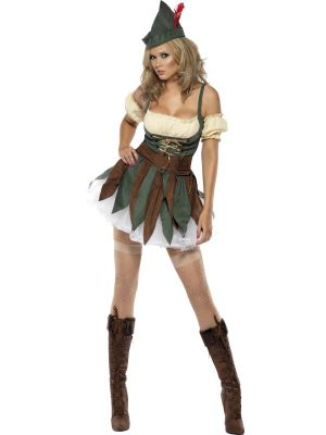 Sexy Outlaw Womens Costume
