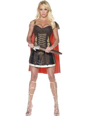 Adult Sexy Roman Gladiator Costume