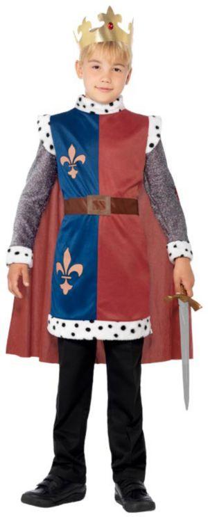 BOYS KING ARTHUR COSTUME