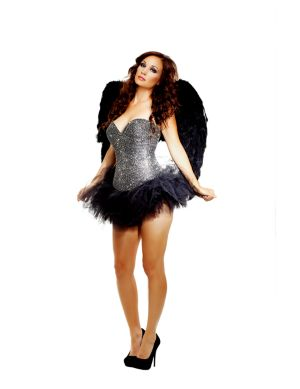 Adult Elite Deluxe Sexy Signature Fallen Angel Costume