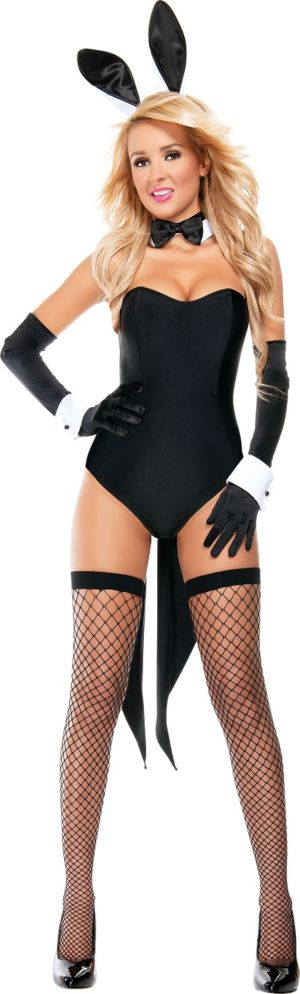 Sexy Adult Naughty Nights Bunny Costume