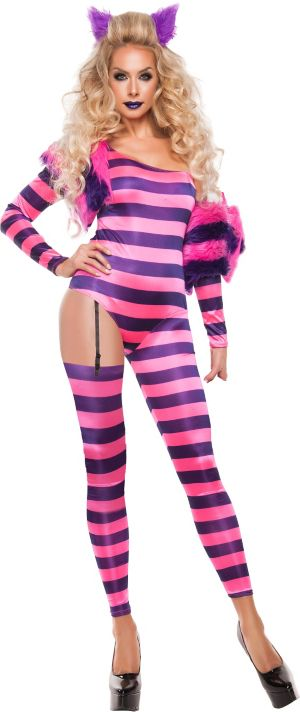 Sexy Adult Trippy Kitty Costume