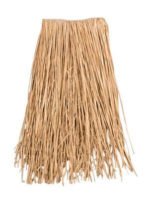 Adult Raffia Grass Luau Skirt