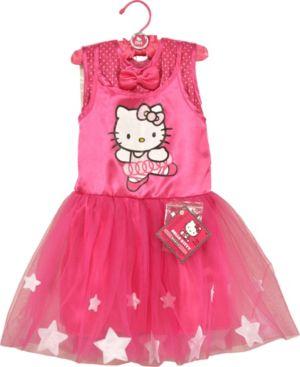 Hello Kitty Ballerina Dress Up Set