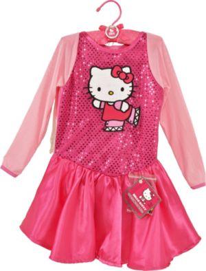 Hello Kitty Figure Skater Dress Up Set