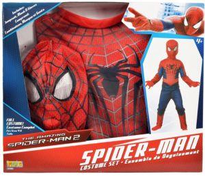 Spider Man Dress Up Set