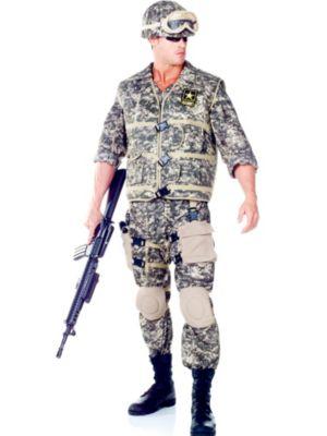 Adult U.S. Army Ranger Costume