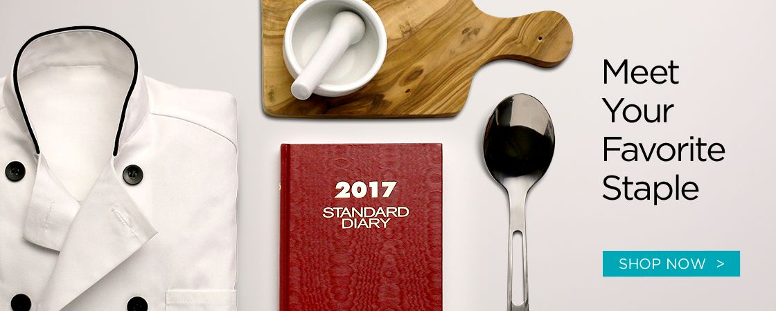 Meet Your Favorite Staple – Standard Diaries