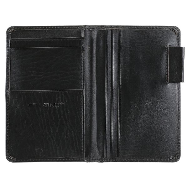 Wallets Belgian Bonded Leather Wallet Compact Size