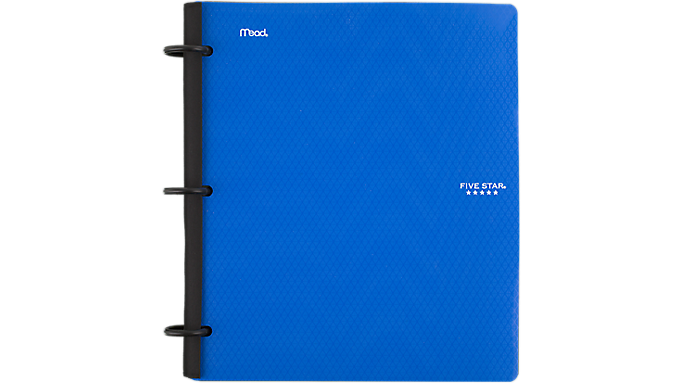 Five Star Flex® 1 Hybrid NoteBinder® (29104) - Notebinders