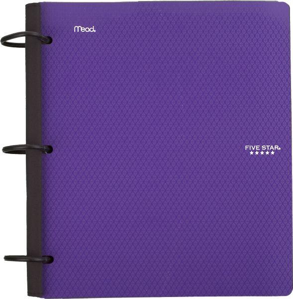 Five Star Flex 1 1/2 Hybrid NoteBinder (29146