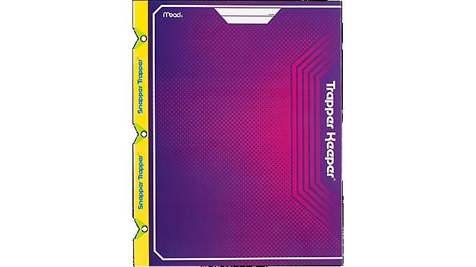 Trapper Keeper® 2-Pocket Folder (33088) - Trapper Keeper