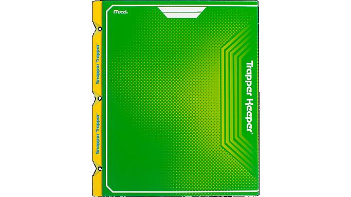 Trapper Keeper® 2-Pocket & Prong Folder (33092) - Trapper Keeper