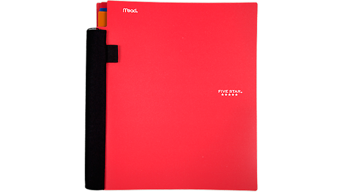 Five Star® Advance® 3 Subject Notebook (08190) - Five Star Notebooks