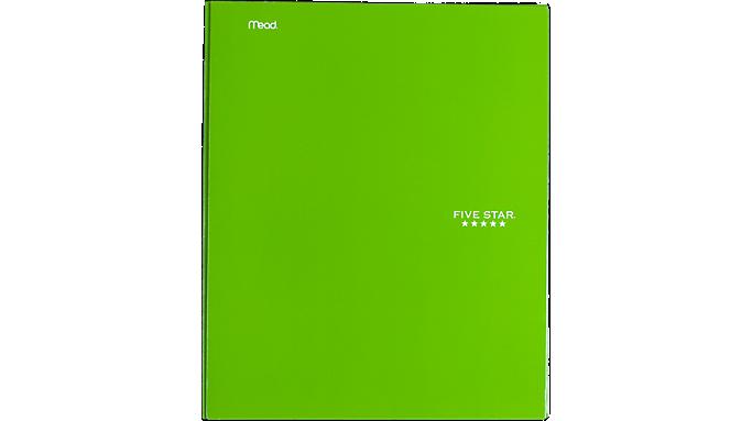 Five Star® Pocket and Prong Paper Folder (34002) - Pocket And Prong Folders