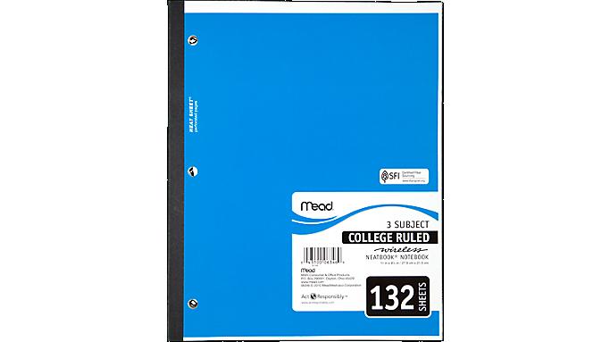 Mead® Wireless Neatbook® (06346) - Mead Notebooks