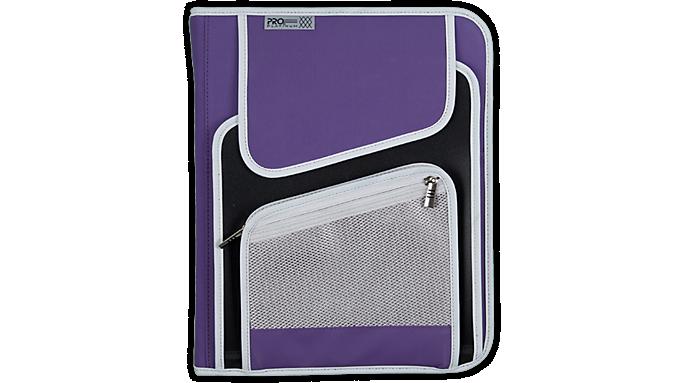 Mead® PRO® Platinum 2 Zipper Binder (29048) - Zipper Binders