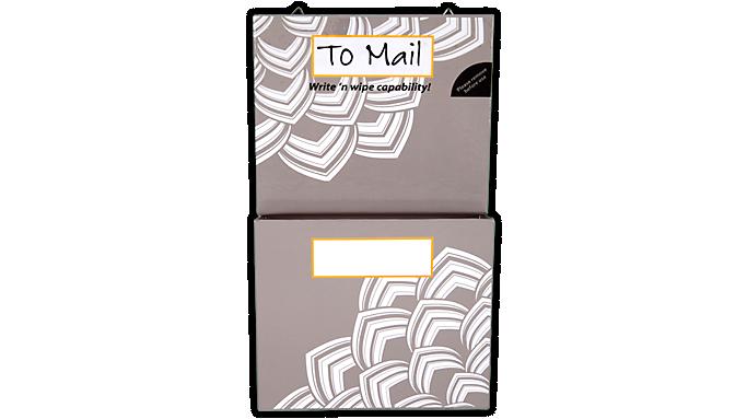 Mead® Organizher® Magnetic Storage Pockets - Small (98133) - Organizher