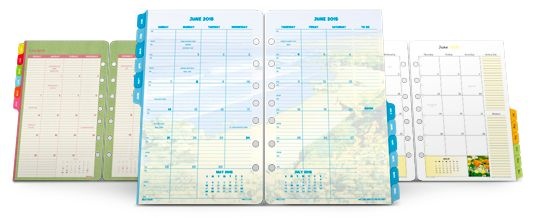 Day Planners Refills Amp Calendars Daytimer