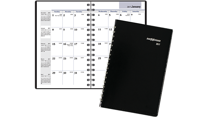 At-A-Glance DayMinder Monthly Pocket Planner (G450) - Monthly Planners G4500017