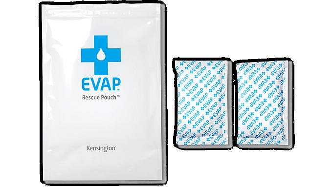 Kensington® EVAP Wet Electronics Rescue Pouch™ (K39723) - Electronics K39723AM