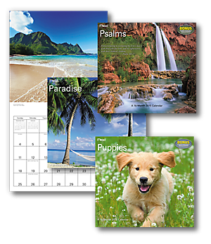 Decorative Calendars