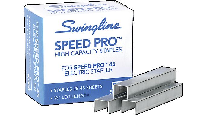 Swingline® Speed Pro? High Capacity Staples - 5,000 Per Box (S7035465) - Staples & Clips