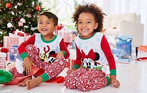 Weihnachts-Schlafanzüge