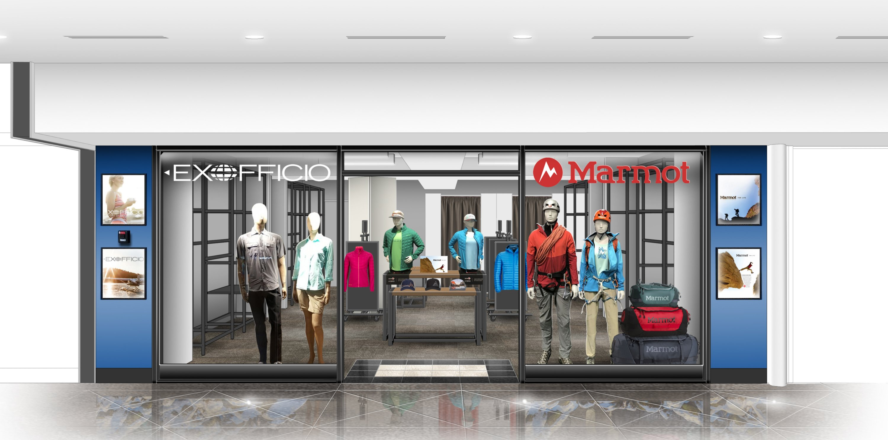 Marmot Denver Airport   Now Open!