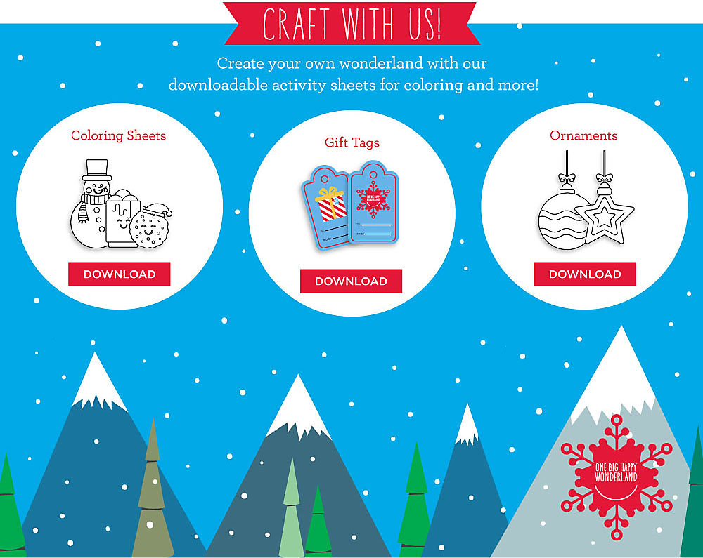 Gymboree Holiday Activities