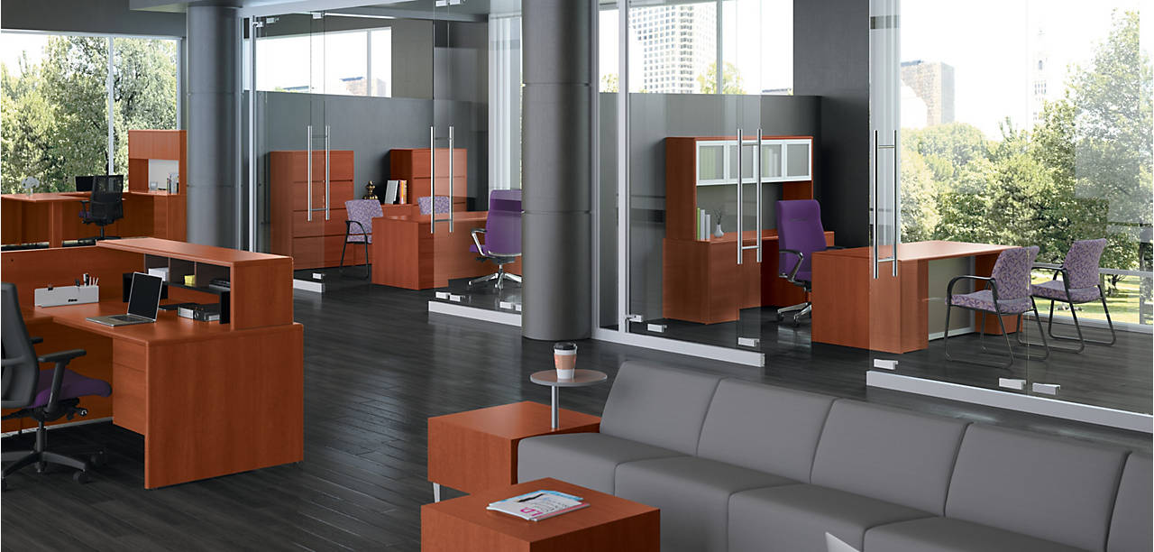 10700 Series Office Space
