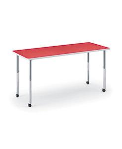 HON Build Rectangle Table Pomegranate HETR-3072E-4L.N.LBG1.K.T1
