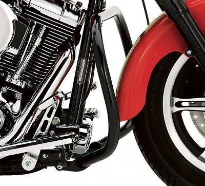 Gloss Black Engine Guard Kit | Engine Guards | Official ...