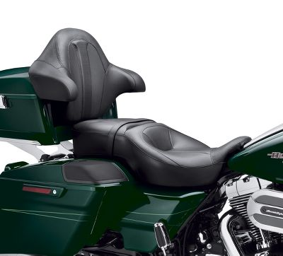 Harley Hammock Heated Rider And Passenger Touring Seat