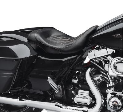 Mustang Sportster Seat Granucci Gel Seat Fantasy Python