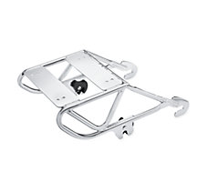 Detach 2-Up Tour-Pak Mount Rack