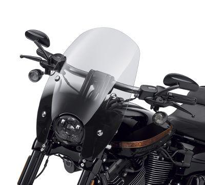 Harley Davidson Sportster Quick Release Windshield