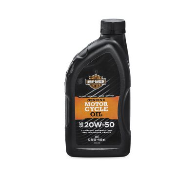 H d 360 motorcycle oil sae 20w50 1 quart oils for How is motor oil made