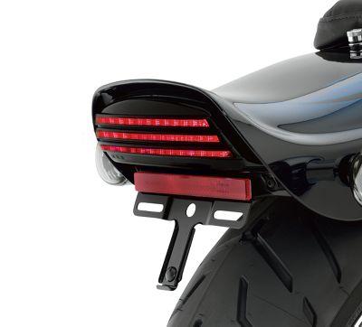 Tri Bar Led Tail Light 69817 07a Tail Amp Brake Lighting