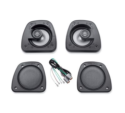 boom audio fairing lower speaker kit amplifiers speakers official harley davidson online. Black Bedroom Furniture Sets. Home Design Ideas