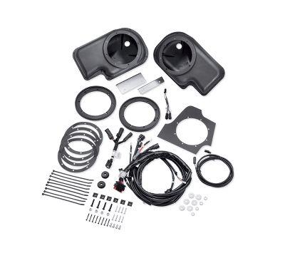 boom audio trike body speaker installation kit. Black Bedroom Furniture Sets. Home Design Ideas