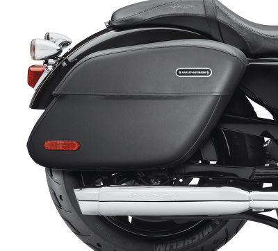 Locking Motorcycle Saddlebags
