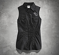 110th Sleeveless Shirt