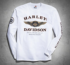 110th Anniversary Long-Sleeve Tr...