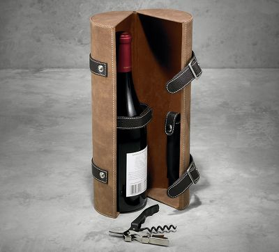 Leather Wine Accessory Case Bar Accessories Official Harley Davidson Online Store