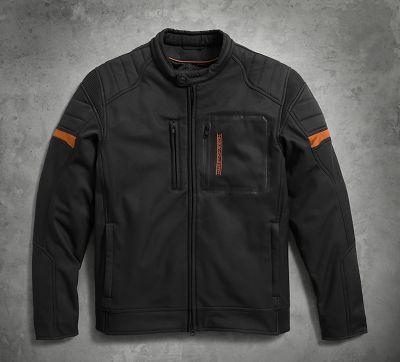 men 39 s longhorn windproof riding jacket textile. Black Bedroom Furniture Sets. Home Design Ideas