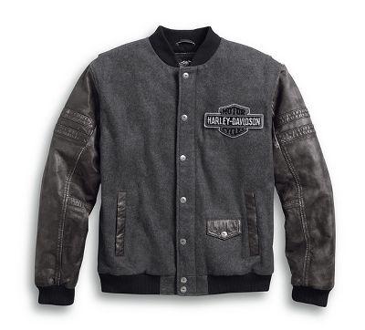 Men&39s Casual Jackets | Harley-Davidson USA