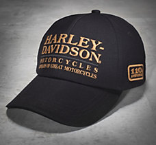 110th Adjustable Cap